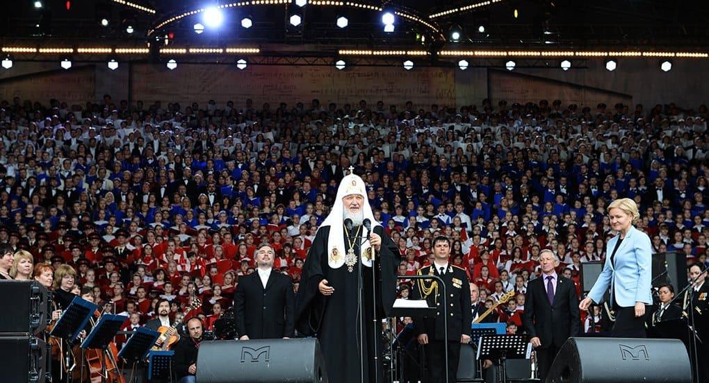 Патриарх Кирилл возглавит 24 мая 2016 года торжества в честь Дня славянской письменности