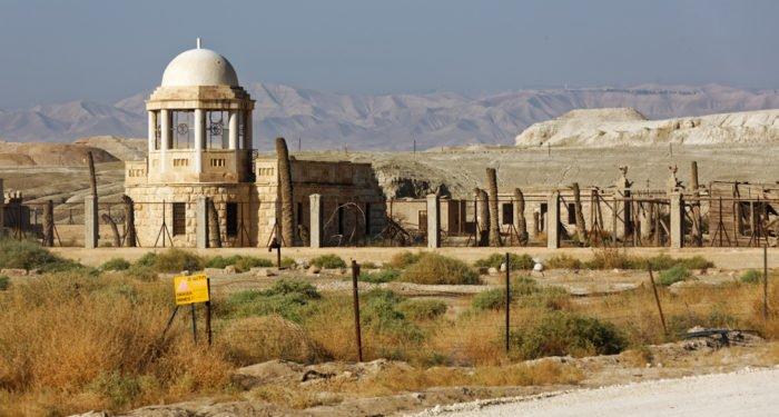 Территорию рядом с местом крещения Иисуса Христа очистят от мин