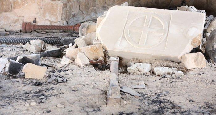 Пострадавший при теракте коптский храм отреставрируют
