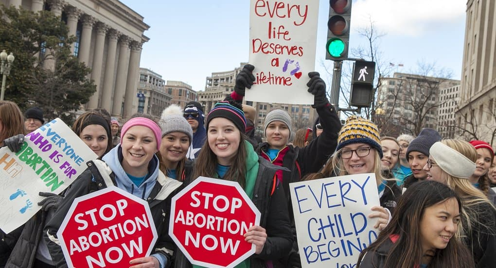 Следом за Оклахомой от абортов отказались в Южной Каролине