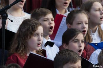 Сводный детский хор, Пушкинская пл., Москва, фото Юлии Маковейчук (101)