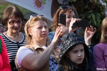 Сводный детский хор, Пушкинская пл., Москва, фото Юлии Маковейчук (121)