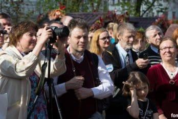 Сводный детский хор, Пушкинская пл., Москва, фото Юлии Маковейчук (16)