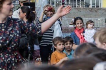 Сводный детский хор, Пушкинская пл., Москва, фото Юлии Маковейчук (20)