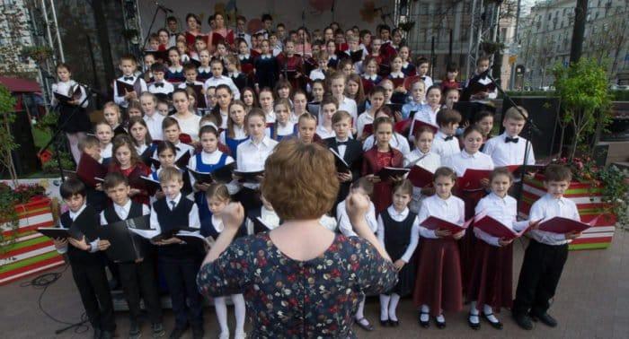 Детские и молодежные православные хоры споют на фестивале в ПСТГУ