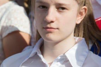 Сводный детский хор, Пушкинская пл., Москва, фото Юлии Маковейчук (3)