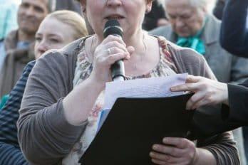 Сводный детский хор, Пушкинская пл., Москва, фото Юлии Маковейчук (34)