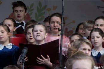 Сводный детский хор, Пушкинская пл., Москва, фото Юлии Маковейчук (80)