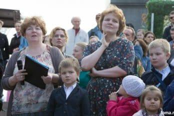 Сводный детский хор, Пушкинская пл., Москва, фото Юлии Маковейчук (85)