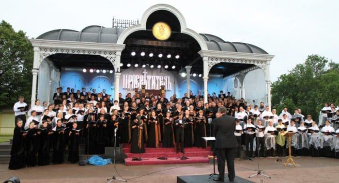 В июле 2016-го на Валааме выступят лучшие православные хоры мира