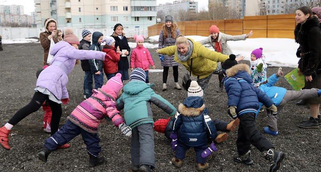 Новые приходы Москвы расскажут на фото о своих социальных проектах