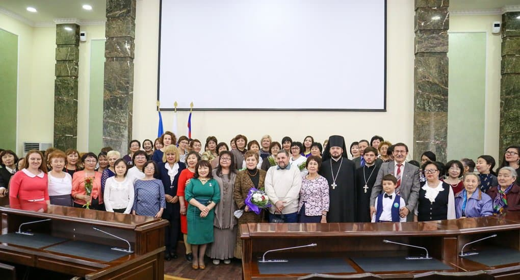 Первая библиотека Якутии, основанная епископом, отметила 130-летие