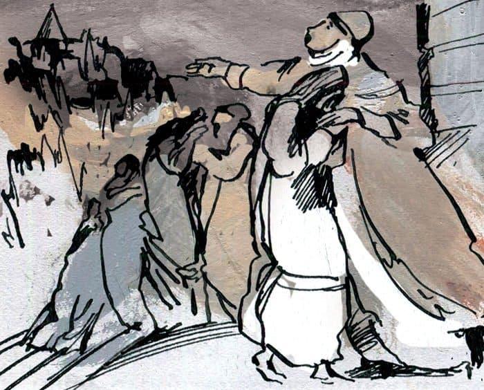 Дмитрий и Евдокия. В Картинках
