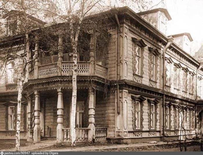 1929 Староконюшенный переулок, д.30. Фото с сайта http://www.retromap.ru/show_pid.php?pid=90947