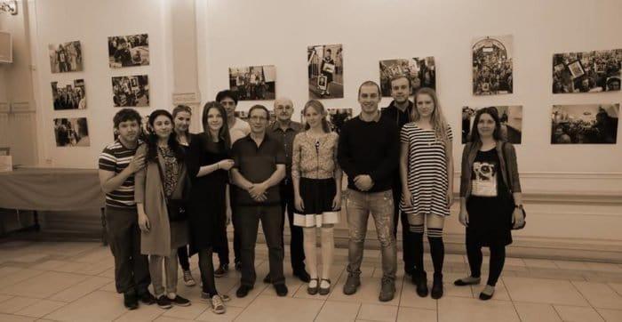 В Москве открылась фотовыставка Владимира Ештокина «Бессмертный полк»