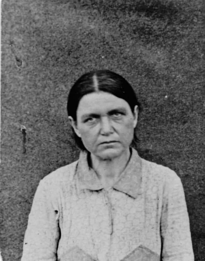 Анна Васильевна Шашкина. Тюрьма НКВД 1937 год