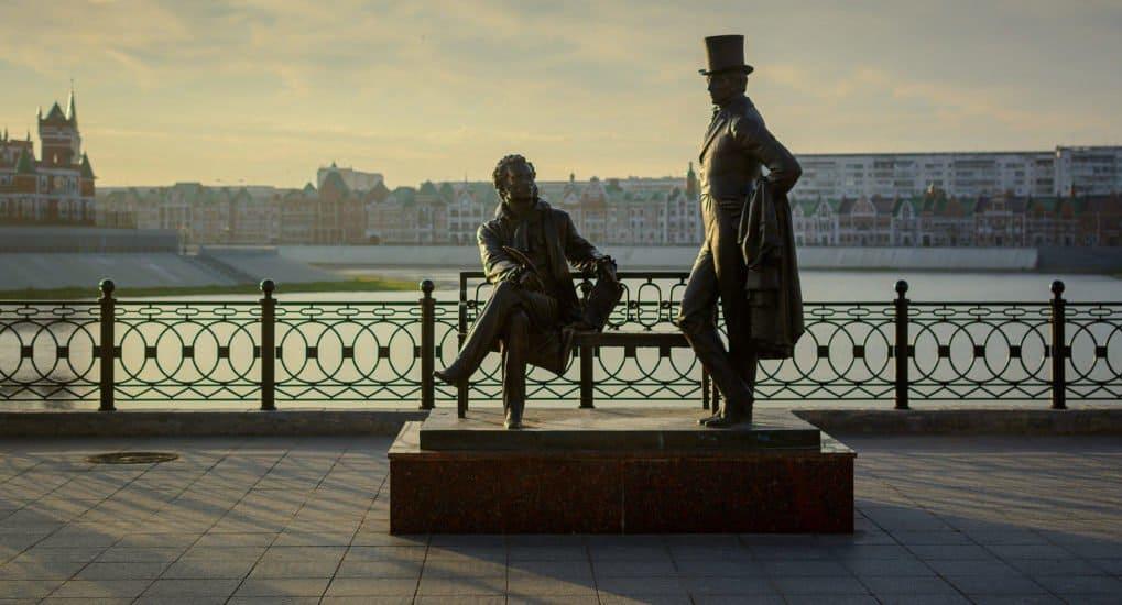 Самое читаемое произведение Пушкина  -