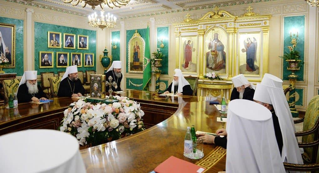 Русская Православная Церковь может не поехать на Всеправославный Собор