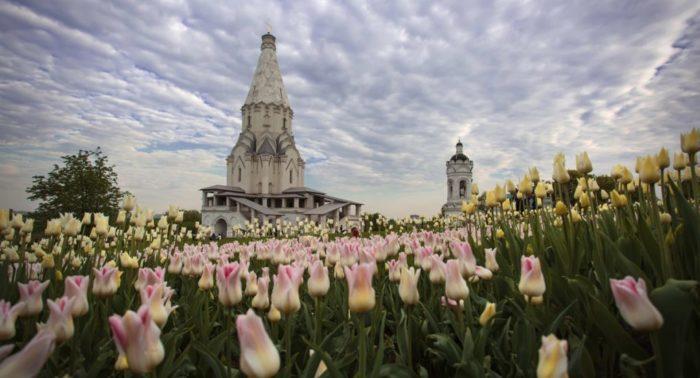 Московские авторы песен соберутся в праздник Вознесения