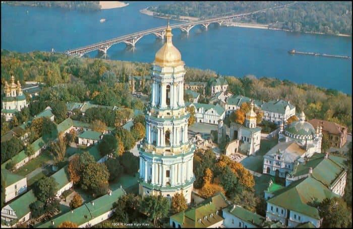 Киево-Печерская лавра. фото Vladimir Tkalčić