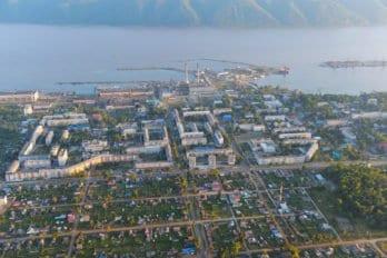 Николаевск-на-Амуре. Фото Валерия Спидлена