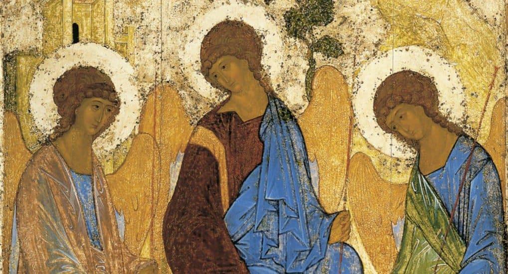 Созерцая «Троицу»