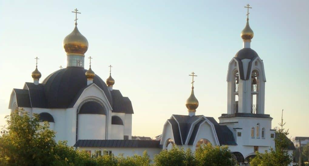Храм преподобного Серафима Саровского в Набережных Челнах