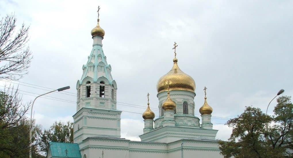 Храм преподобного Серафима Саровского в Ростове-на-Дону