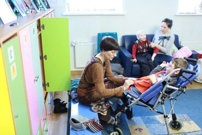 Елизаветинский детский сад. http://miloserdie.ru