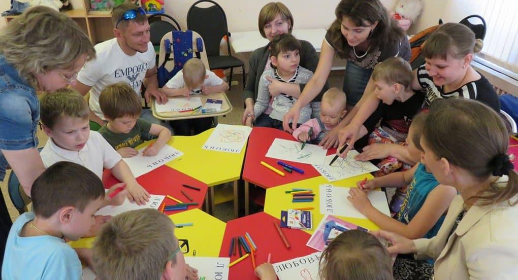 С помощью «Православной инициативы» в Саратове запустили проект для детей-инвалидов