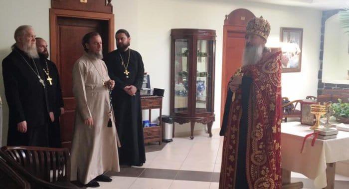 На берегу Галилейского моря вновь открылся русский Дом паломника