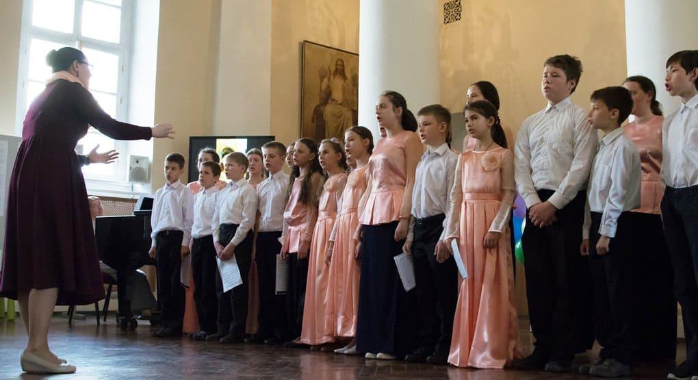 Школа храма мученицы Татианы при МГУ приглашает детей научиться духовному пению
