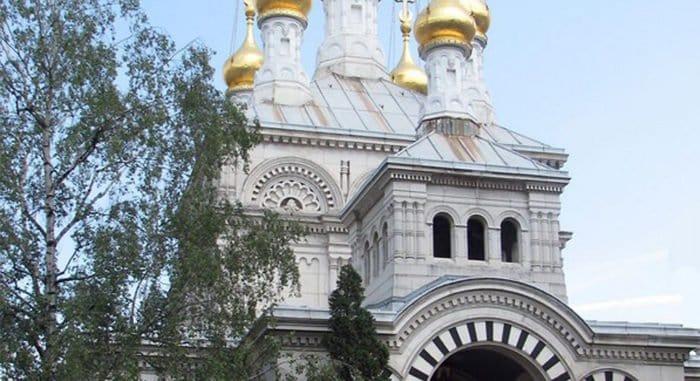Старейший русский храм Женевы отметит 150-летие выставкой редких документов
