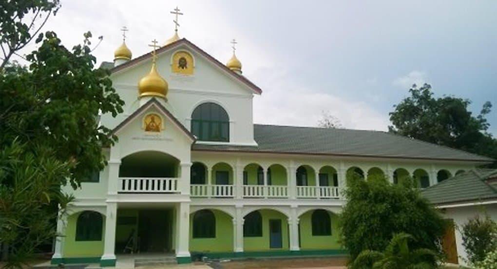Православное духовное училище и новый храм появились в Таиланде