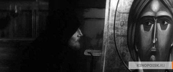 "Кадр из фильма ""Андрей Рублев"", реж. Андрей Тарковский"