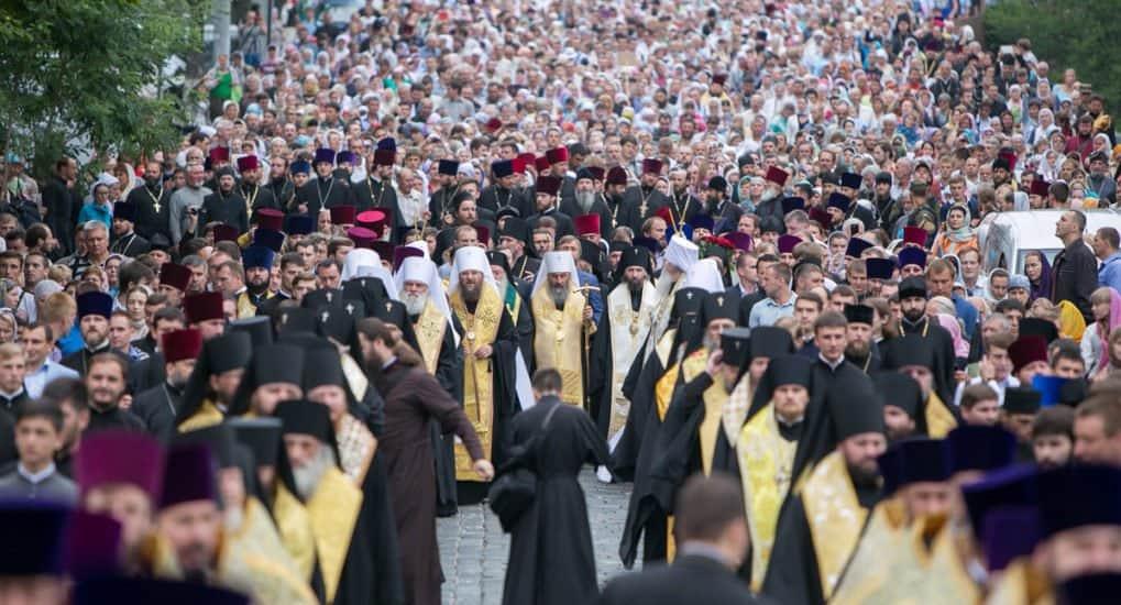 Фото пресс-службы Святогорской Лавры