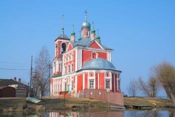 Церковь сорока мучеников, Переславль-Залесский. Фото PereslavlFoto