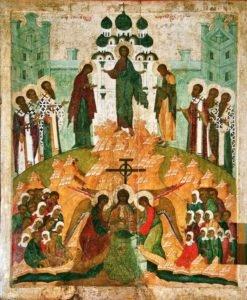 14 авг - Происх. Честных Древ Креста