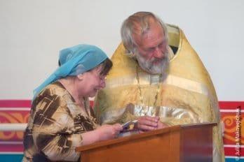 Братская епархия, Киренск, Всенощная
