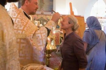 23.07.2016 - Норвегия, Приход святой Ольги в Осло. Фото Юлии Маковейчук