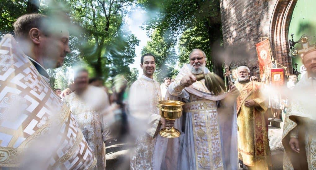 В Осло отпраздновали 20-летие русского прихода святой Ольги