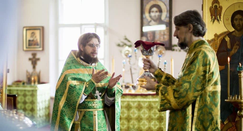 Как проходит литургия в Православной Церкви