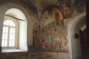 Боровско-Пафнутьев монастырь. Из архива журнала
