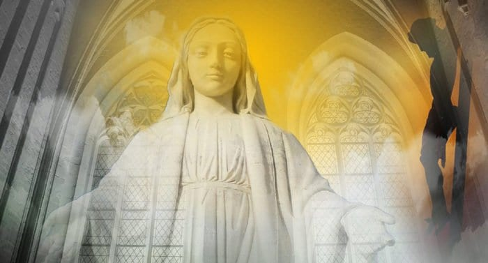Лики католических святых восстанавливают в Бразилии с помощью 3D-технологий