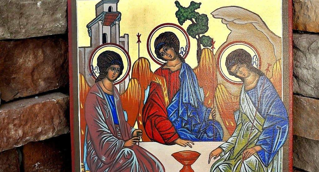 Как объяснить жене про Троицу?