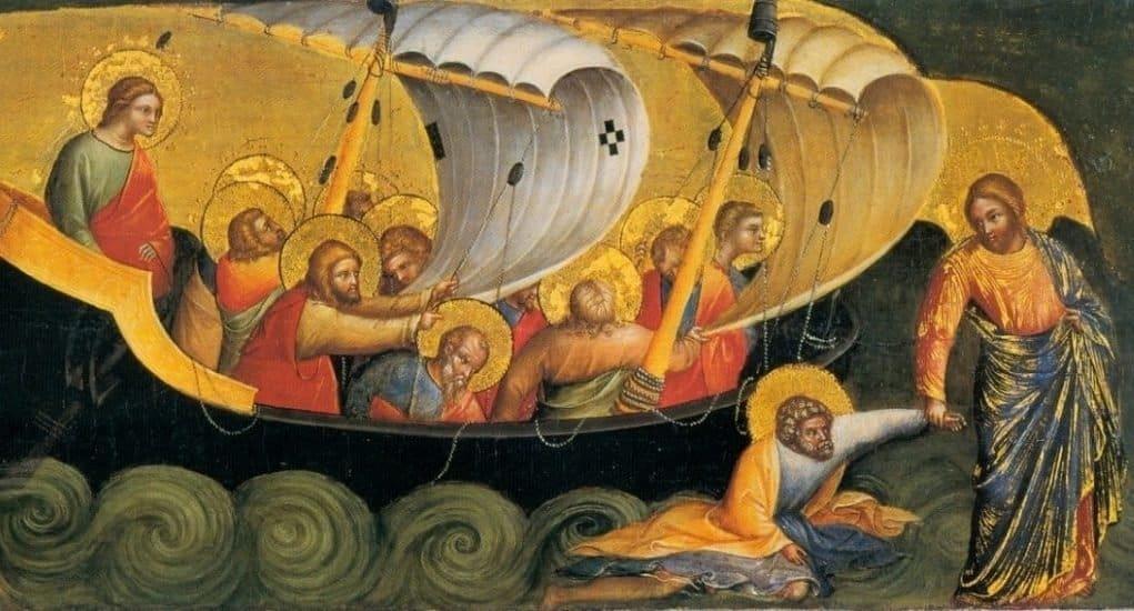 Как запомнить имена 12 апостолов