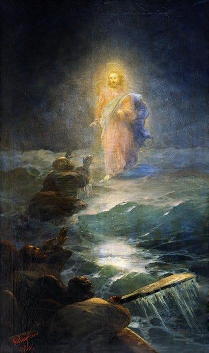 Хождение по водам. 1888