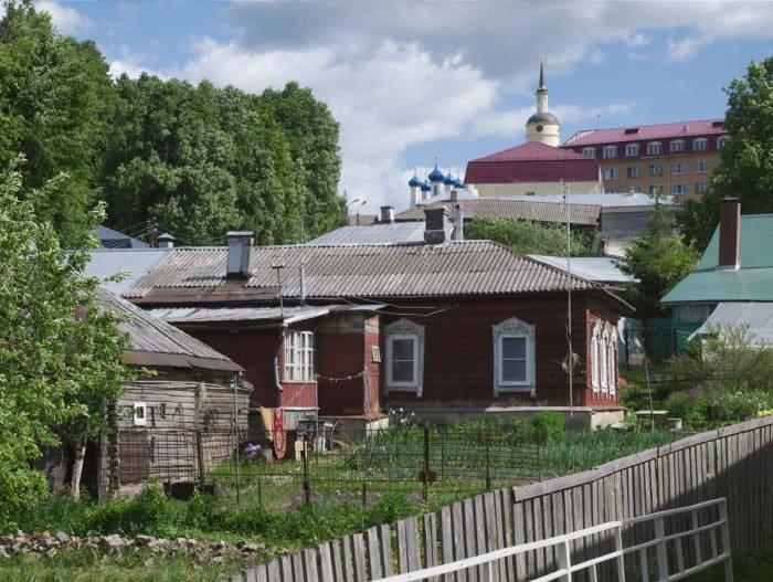 Боровск. Из открытых источников