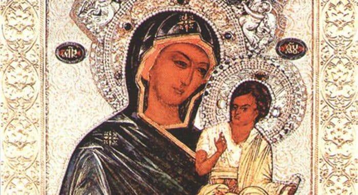 Церковь чтит Чирскую (Псковскую) икону Божией Матери