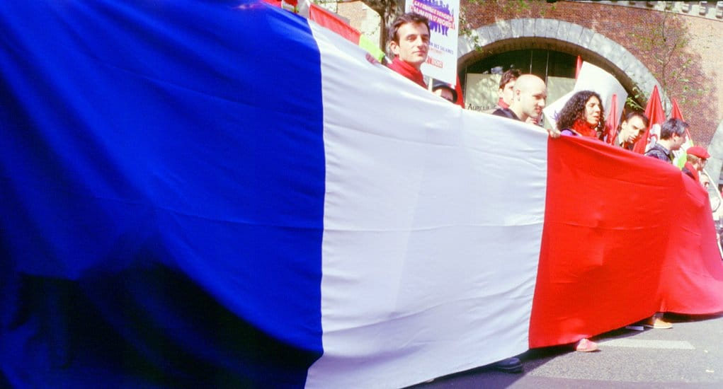 Парижане снова сказали «нет» однополым бракам